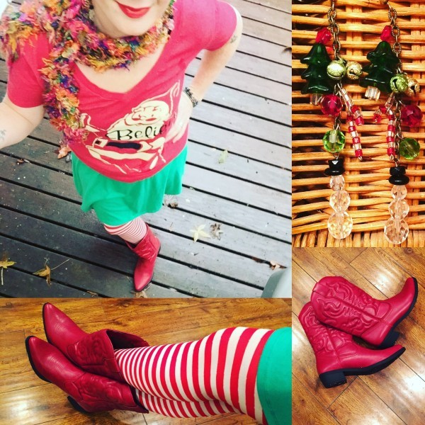 Mom Style: Fun, Festive, Holiday Outfits!