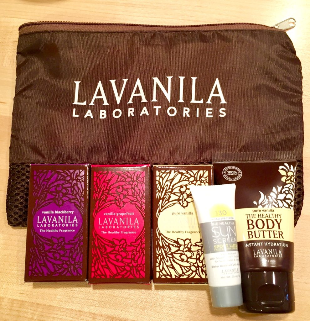 Lavanilla Sample Kit