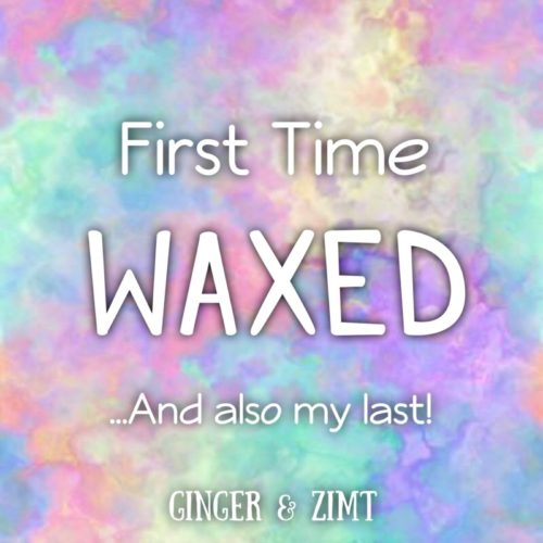 Underarm Waxing Title