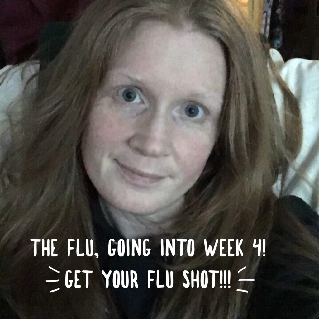 Week 4 of the Flu