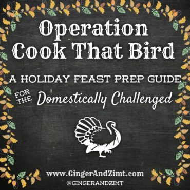 Operation Cook That Bird Title