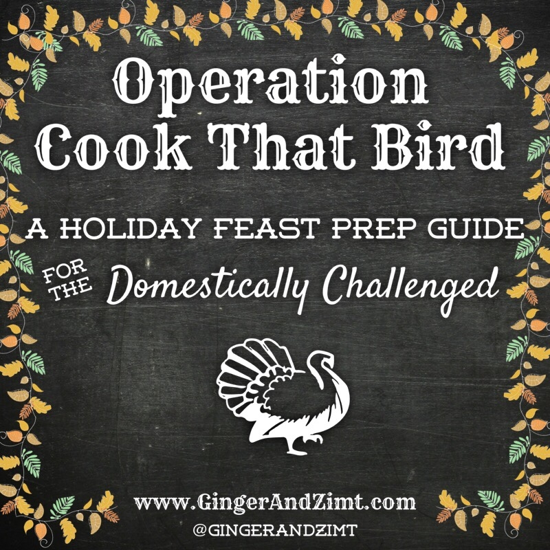 Operation Cook That Bird – A Holiday Feast Prep Guide